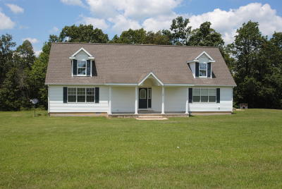 Single Family Home For Sale: 49 Newton County 1502