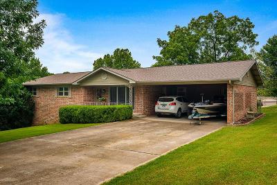 Single Family Home For Sale: 4 Ocoee Cove