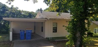 Boone County Single Family Home For Sale: 805 S Hickory Street