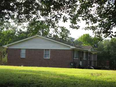 Pearcy Single Family Home For Sale: 1526 N Pearcy Rd