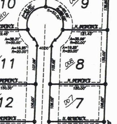 Residential Lots & Land For Sale: Lot 8 Big Oak Trail