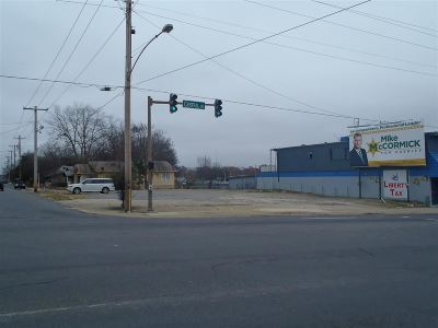 Garland County Commercial For Sale: 1901 Central Ave