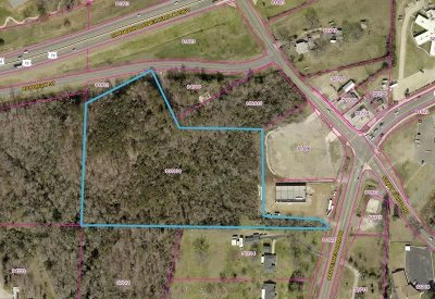 Garland County Commercial For Sale: Xxx Carpenter Dam Rd