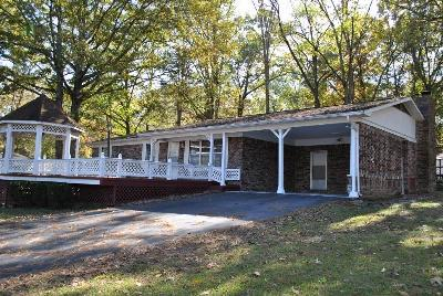 Hot Springs AR Single Family Home Sold: $124,900