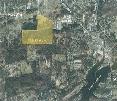 Residential Lots & Land For Sale: 3565 Albert Pike