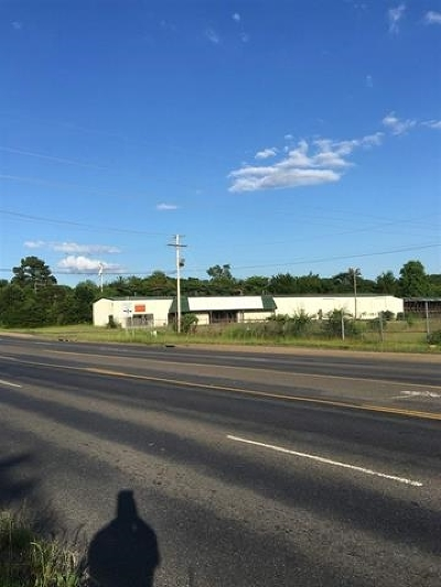 Garland County Commercial For Sale: 1021 Airport Road