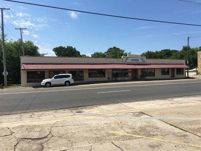 Commercial For Sale: 301-305 Albert Pike