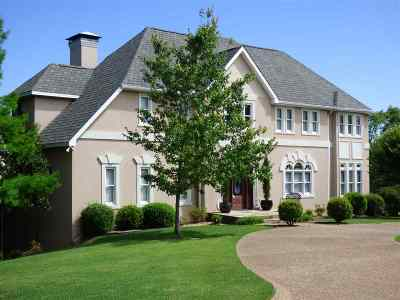 Hot Springs Single Family Home Active - Extended: 145 Ravenwood Place