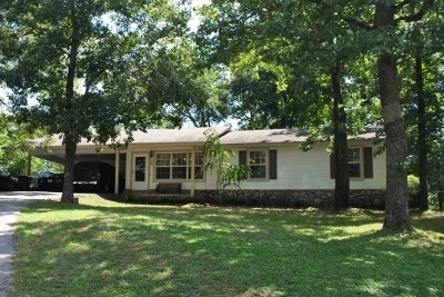 Pearcy AR Single Family Home Sold: $119,900