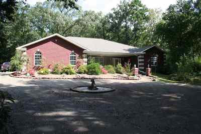 Single Family Home For Sale: 1150 Lakeshore Drive