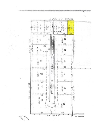 Residential Lots & Land For Sale: Lot 1 Pearcy Rd