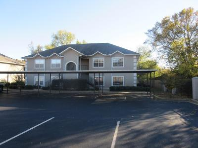 Garland County Condo/Townhouse For Sale: 204 Columbia Hills #A2,A3,A4