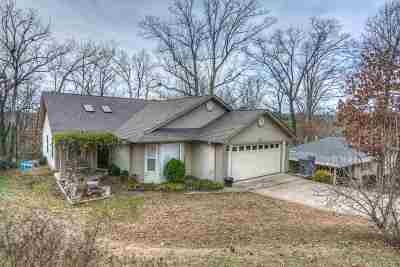 Hot Springs Single Family Home For Sale: 309 Bellaire Dr