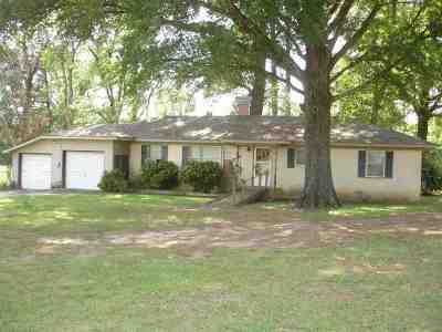 Glenwood Single Family Home For Sale: 1709 Hwy 8