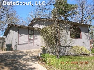 Hot Springs AR Single Family Home Back On Market: $94,500