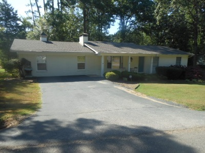 Hot Springs Single Family Home For Sale: 1100 Rock Creek Road