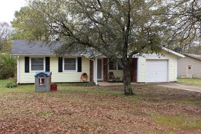 Hot Springs Single Family Home Active - Contingent: 222 Fairwood Circle