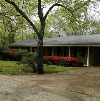Hot Springs Single Family Home For Sale: 201 Neptune