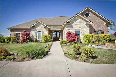 Hot Springs Village, Pearcy Single Family Home For Sale: 858 Lost Creek Rd