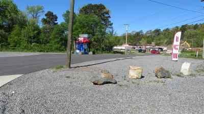 Garland County Commercial For Sale: Lakeshore & Airport Rd