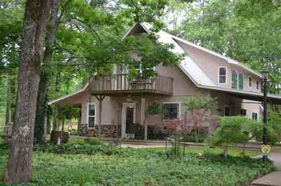 Garland County, Hot Spring County Single Family Home For Sale: 1807 Nubbin Ridge Rd