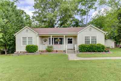 Hot Springs Single Family Home For Sale: 3748 Albert Pike