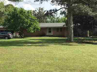 Glenwood Single Family Home For Sale: 1470 W Hwy 70 West