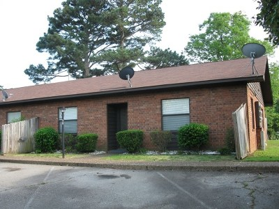 Hot Springs AR Condo/Townhouse Back On Market: $74,900