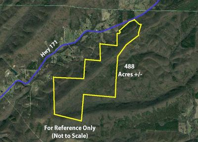 Magnet Cove Residential Lots & Land For Sale: Hwy 171