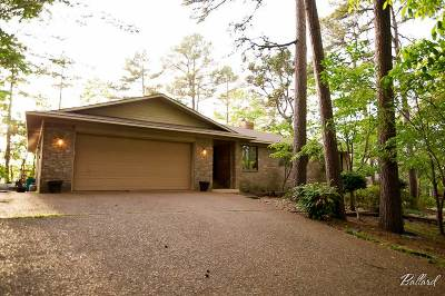 Hot Springs Single Family Home For Sale: 111 River Bend Rd