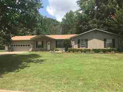 Hot Springs Single Family Home For Sale: 424 Pine Meadows Loop