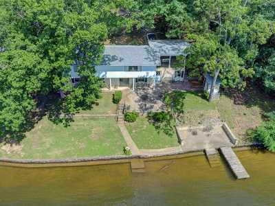 Hot Springs Single Family Home For Sale: 339 Beach Haven Rd