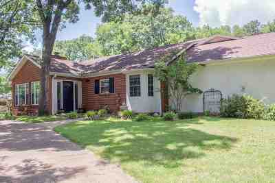 Hot Springs Single Family Home For Sale: 812 Lakeshore Drive