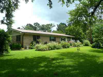 Pearcy Single Family Home For Sale: 3800 Amity Rd