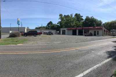 Garland County Commercial For Sale: 141 Marion Anderson Road