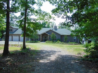 Bonnerdale Single Family Home For Sale: 102 Winding Woods Tr