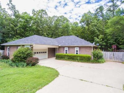 Hot Springs Single Family Home For Sale: 107 Mid Pines Court