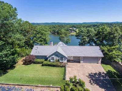 Hot Springs Single Family Home For Sale: 121 Medinah Overlook
