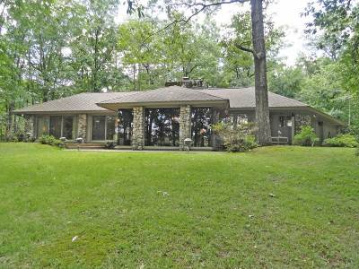 Hot Springs Single Family Home For Sale: 205 Five Points Rd