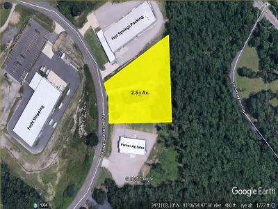Garland County Commercial For Sale: 200 B Mid America Blvd