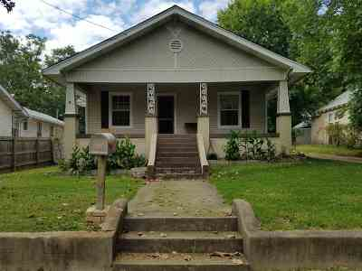 Hot Springs Single Family Home For Sale: 122 Kenwood