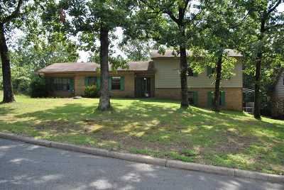 Hot Springs AR Single Family Home For Sale: $164,900