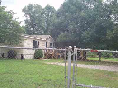 Pearcy Single Family Home For Sale: 1198 S Harris Rd