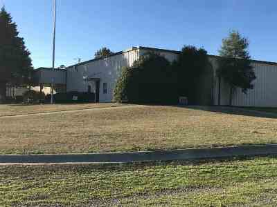 Glenwood Commercial For Sale: 18 Industrial Park Dr