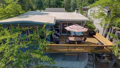 Hot Springs Single Family Home For Sale: 114 Indian Lodge Point