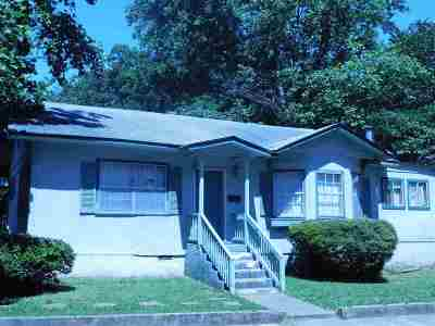Hot Springs AR Single Family Home For Sale: $39,900