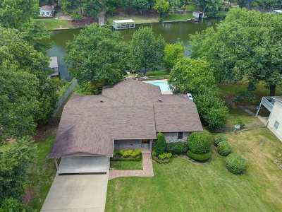 Hot Springs Single Family Home Active - Contingent: 205 Winchester