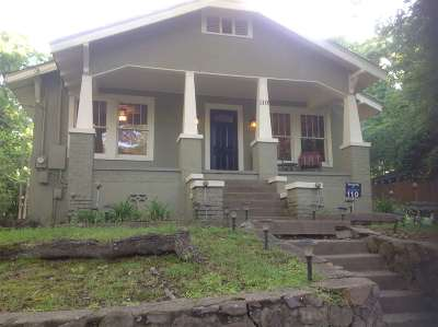 Hot Springs AR Single Family Home For Sale: $89,900