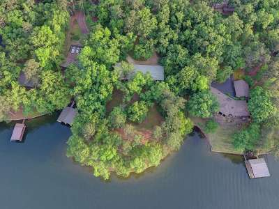 Hot Springs Single Family Home For Sale: 201 Summertime Bay