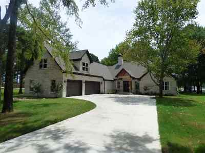 Hot Springs AR Single Family Home Active - Contingent: $869,900